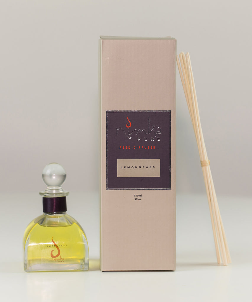 Reed Diffuser<br><b>Lemongrass</br></b>