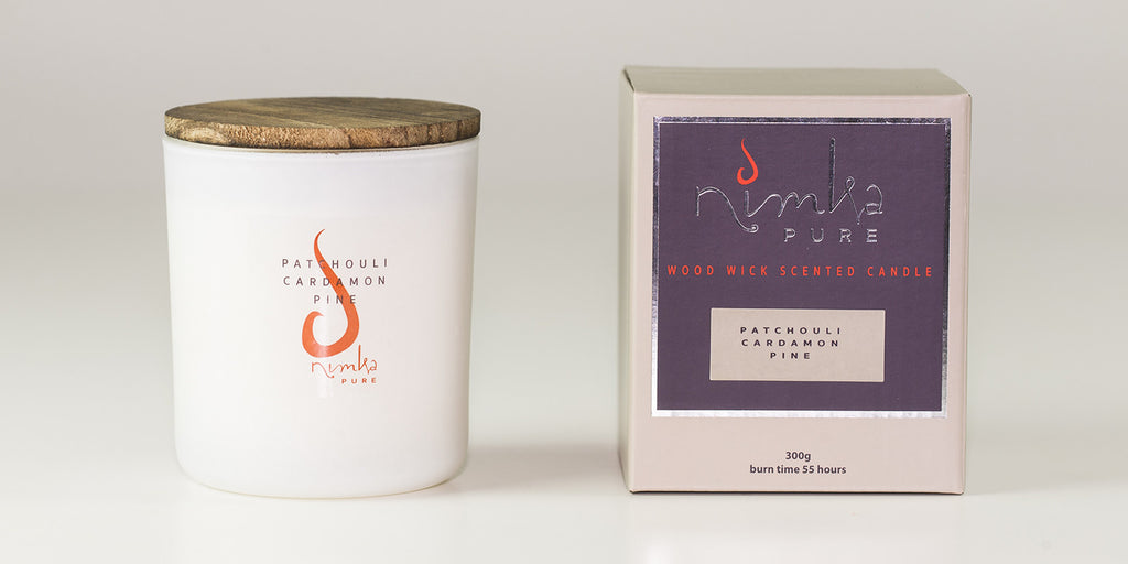 Standard Candle<br><b>Patchouli, Cardamon & Pine</br></b>