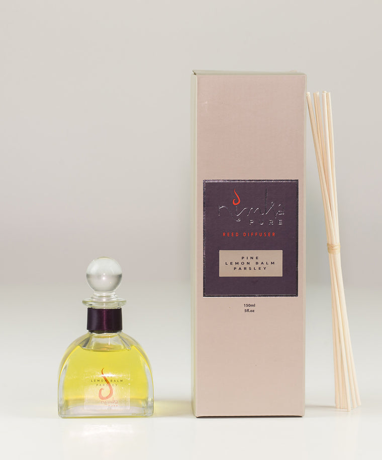 Reed Diffuser<br><b>Pine, Lemon Balm & Parsley</br></b>