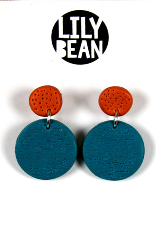 "THE ""EVIE"" EARRINGS - The Teal Tulip - www.tealtulip.com"