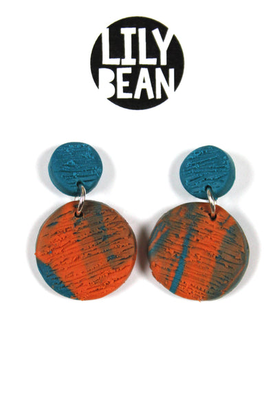 "THE ""EMMA"" EARRINGS - The Teal Tulip - www.tealtulip.com"