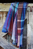 BONFIRE NIGHTS PLAID BLANKET SCARF - The Teal Tulip - www.tealtulip.com