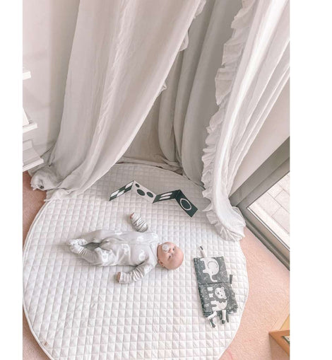 Mace & Co - Olivia Broderie Dress - Available Sizes: 0-3M/3-6M/6-9M