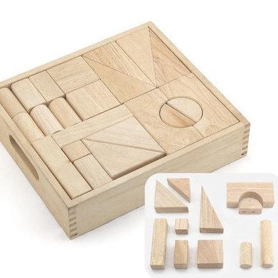Viga - Unit Block Set - 48 pieces