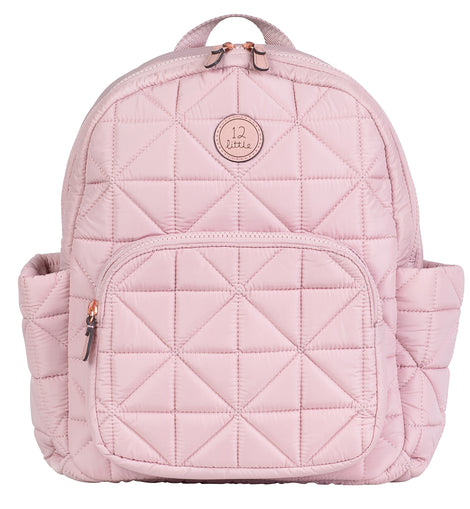 TWELVElittle - Kids Companion Outdoor Backpack/Nursery - Blush Pink