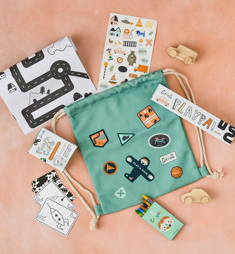 Olli Ella - Play'n Pack - Activity Packs