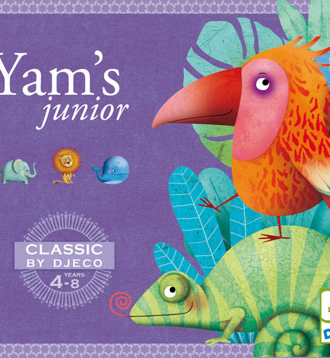 Djeco - CLASSIC GAME - YAM'S JUNIOR