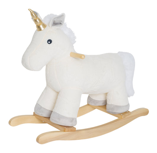 Plush rocker unicorn