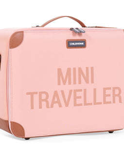 Childhome - Mini Traveller Kids Suitcase - Pink Copper