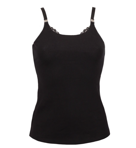 Femique - Viola Nursing Top - Black - Available Sizes: S/M/L