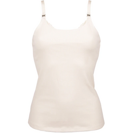 Femique - Viola Nursing Top - Ivory - Available Sizes: S/M/L