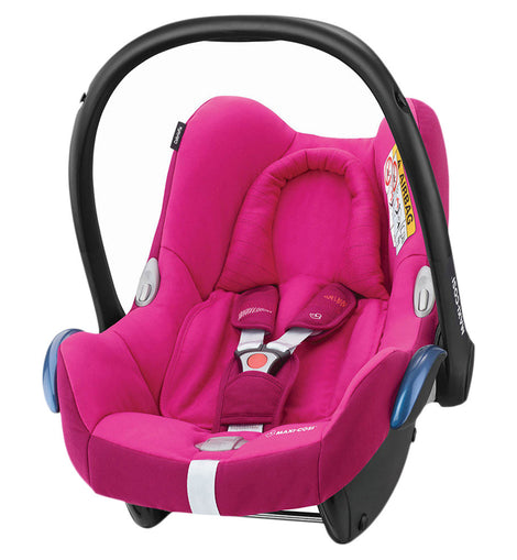 Maxi-Cosi - Cabriofix Car Seat - Frequency Pink
