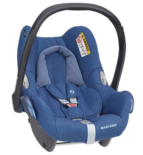 Maxi-Cosi - CabrioFix Car Seat - Essential Blue