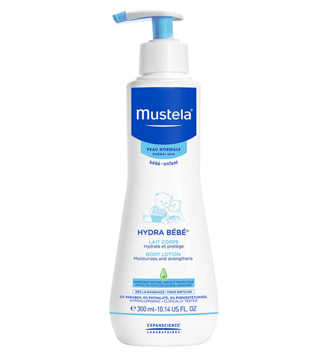 Mustela -Hydra Bèbè Moisturising Body Lotion (300ml)