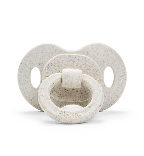 Bamboo Pacifier Silicone - Lily White