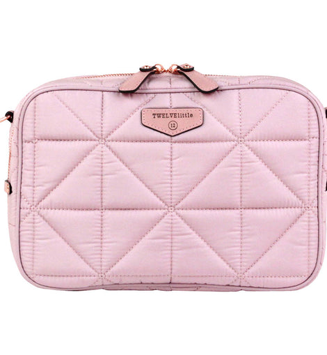 TWELVElittle - Diaper Clutch - Blush Pink