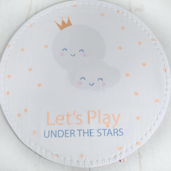 Double Sided Playmat - Let's Play/Pink