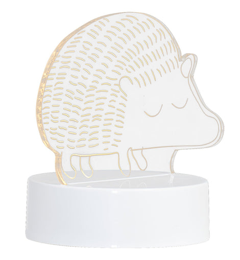 Bloomingville - Table Lamp - Hedgehog