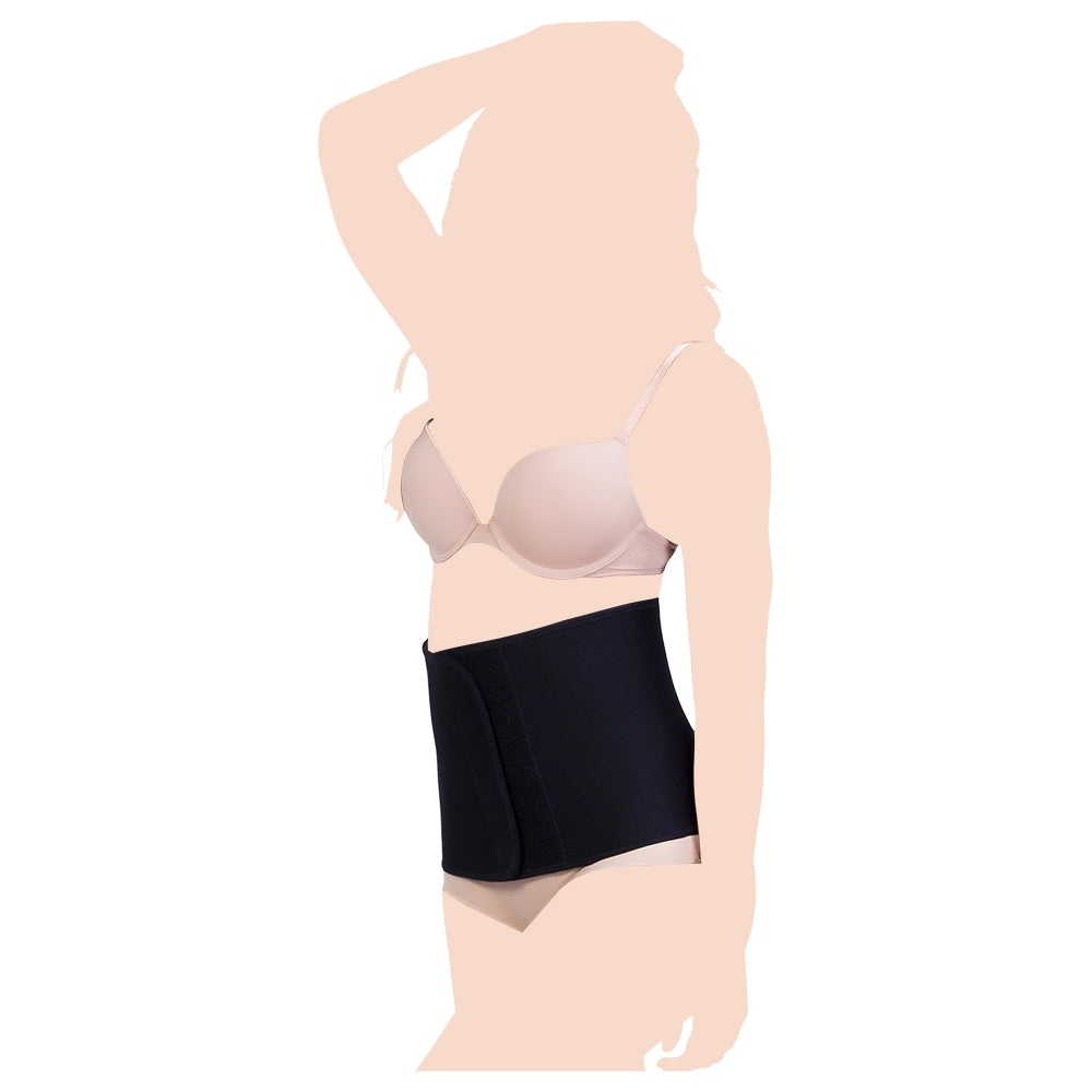 Belly Bandit® Bamboo Belly Wrap - Black - Available Sizes