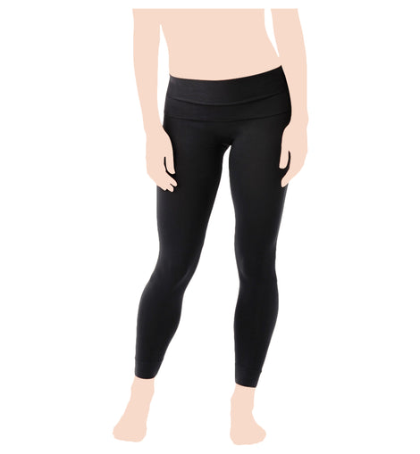 Belly Bandit® - B.D.A.™ Leggings - Black - Available Sizes: S/M/L