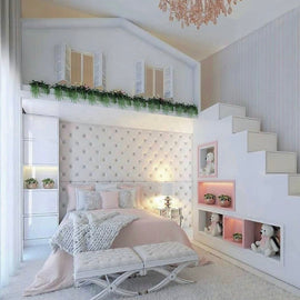 Pre Order Dream House Bed (can be 100% customised upon order )
