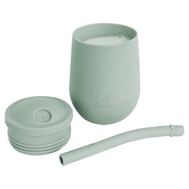 Ezpz - Mini Cup & Straw Training System - Sage