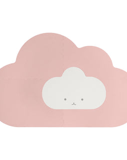 Quut - Playmat Cloud Small- Blush Rose
