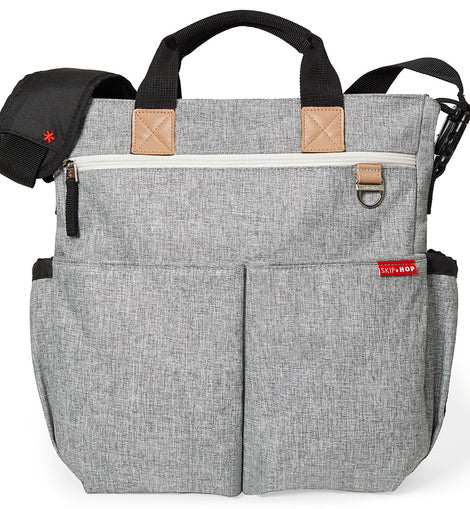 Skip Hop - Duo Signature - Grey Melange