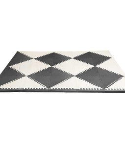 Skip Hop - Playspot Geo Floor Tiles - Black & Cream