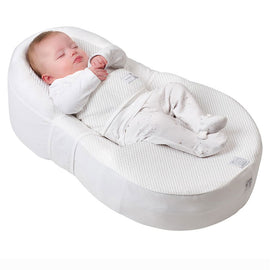 Red Castle - Cocoonababy - White
