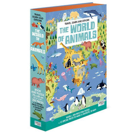 Travel, Learn And Explore - The World of Animal
