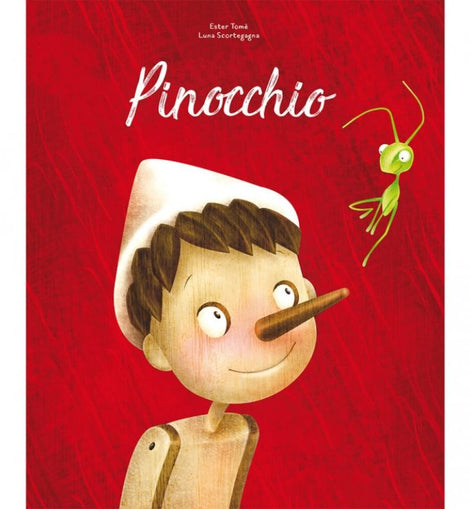 Sassi - Die-Cut Reading - Pinocchio