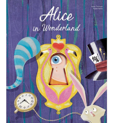 Sassi - Die-Cut Reading - Alice In Wonderland
