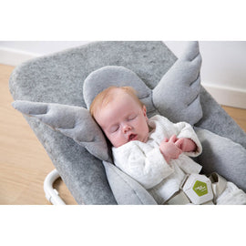 Childhome - Evolu2 & Lambda Angel Seat Cushion - Jersey Grey