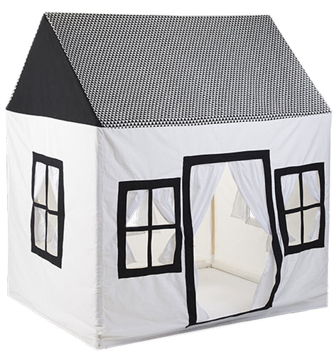 Childhome - Cotton Big House - Black and White
