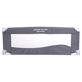 Childhome - Bed Rail 120cm - Do Not Disturb Grey