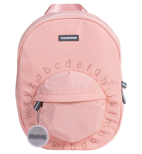 Childhome - Kids School Backpack Abc - Pink