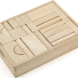Viga - Unit Block Set - 46 pieces