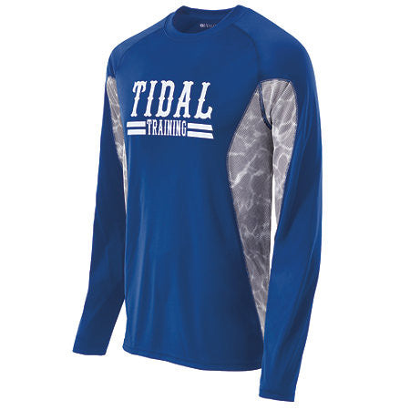 LONG SLEEVE TECH SHIRTS