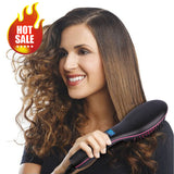 Simply Straight Ceramic Electric Hair Straightener