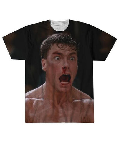 Frank Dux ALL-OVER Print Tee