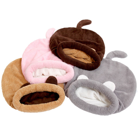 Cute Cat Bed Soft Sleeping Bag