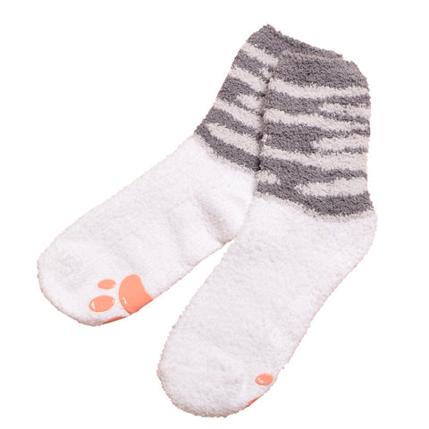 Cat Style Winter Socks