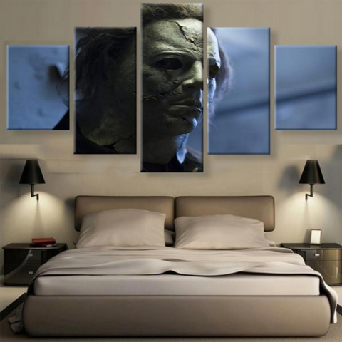 Limited Edition Myers 5 Piece Canvas - Gear Extra