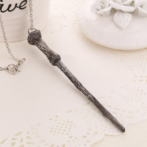 HARRY POTTER WAND NECKLACES