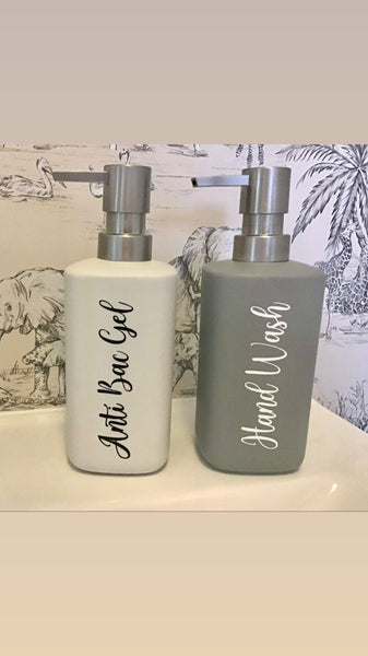 Set of 2 Personalised Pumps