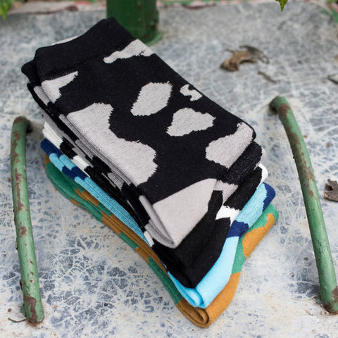 Silly Cow Socks (Limited Supply)