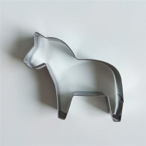 Horse Shaped Cookie Cutter (Limited Supply)