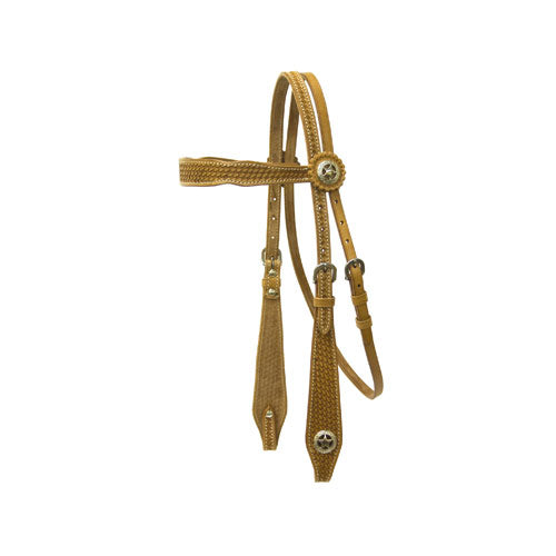 Basket Brow Headstall