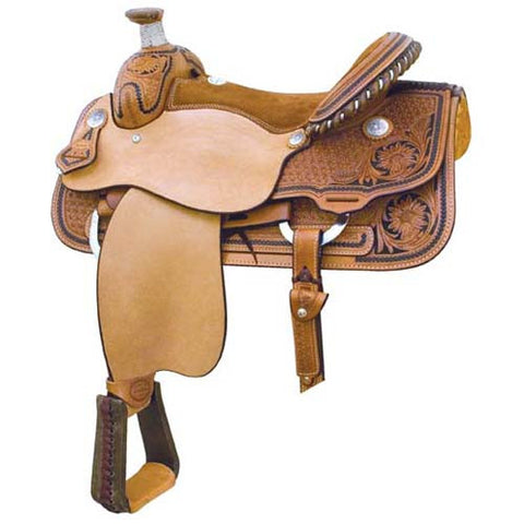 Sundance Ranch Roper Saddle by Billy Cook Saddlery